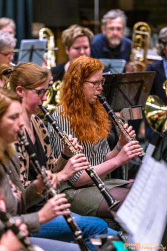 2019-03-24 1e repetitie Arnhems Promenade Orkest Market Garden Memorial 022
