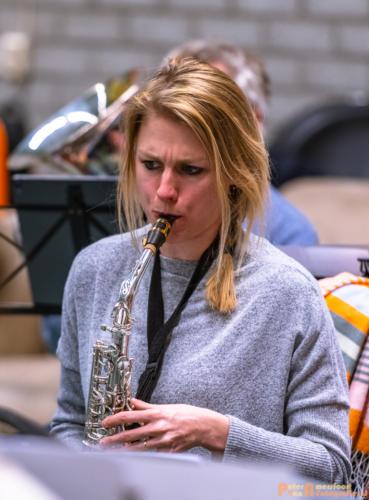 2019-03-24 1e repetitie Arnhems Promenade Orkest Market Garden Memorial 028