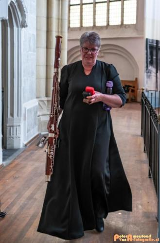 2019-09-13 14 Arnhems Promenade Orkest - Market Garden Memorial Concert 022