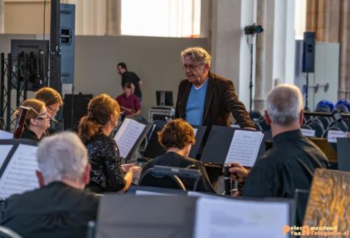 2019-09-13 14 Arnhems Promenade Orkest - Market Garden Memorial Concert 024