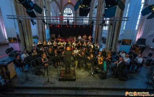 2019-09-13 14 Arnhems Promenade Orkest - Market Garden Memorial Concert 025