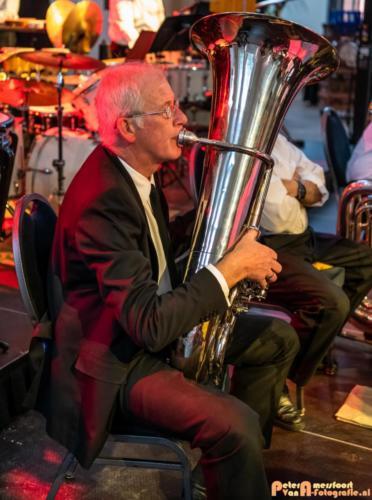 2019-09-13 14 Arnhems Promenade Orkest - Market Garden Memorial Concert 026
