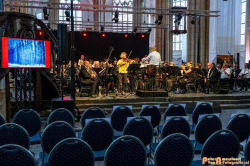 2019-09-13 14 Arnhems Promenade Orkest - Market Garden Memorial Concert 028