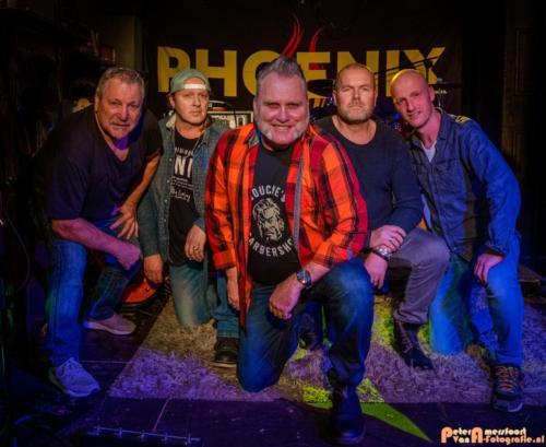 Optreden Coverband Phoenix