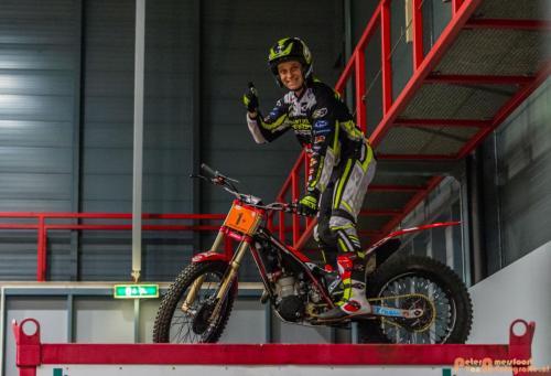 2018-02-23 Motorbeurs - Trialdemo Alex vd Broek 012
