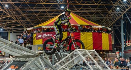 2018-02-23 Motorbeurs - Trialdemo Alex vd Broek 021