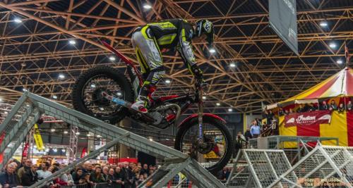 2018-02-23 Motorbeurs - Trialdemo Alex vd Broek 023