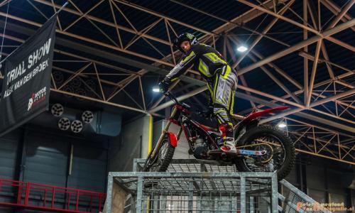 2018-02-23 Motorbeurs - Trialdemo Alex vd Broek 025