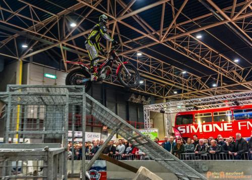 2018-02-23 Motorbeurs - Trialdemo Alex vd Broek 026