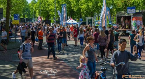 2018-05-05 Bevrijdingsdag Defilé Wageningen 002